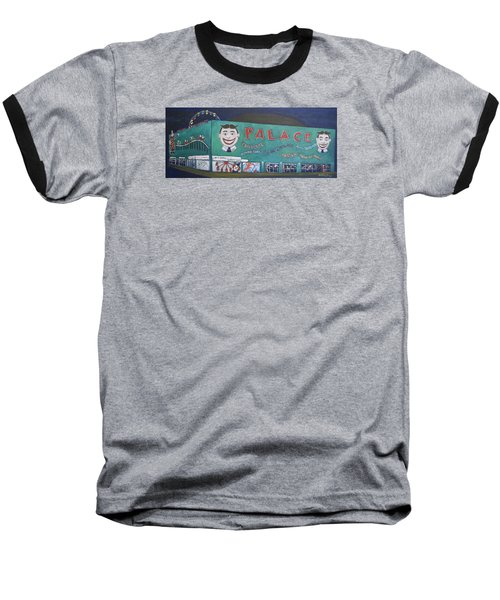 Baseball T-Shirt featuring the painting Palace 2013 by Patricia Arroyo