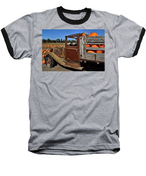 Baseball T-Shirt featuring the photograph Pale Rider by Michael Gordon