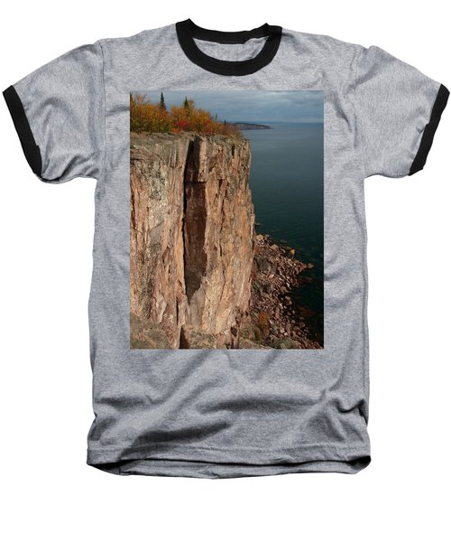 Baseball T-Shirt featuring the photograph Palisade Depths by James Peterson
