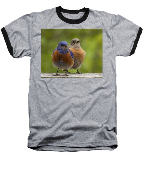 Pals Baseball T-Shirt by Jean Noren