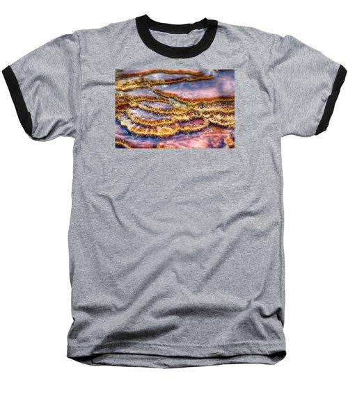 Pancakes Hot Springs Baseball T-Shirt