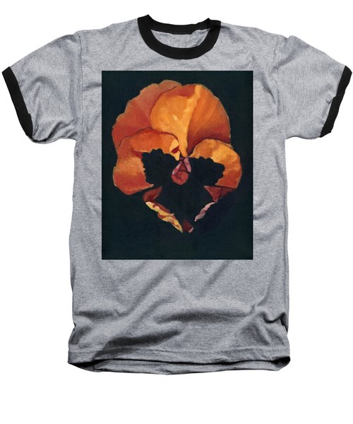 Pansy No.6 Baseball T-Shirt