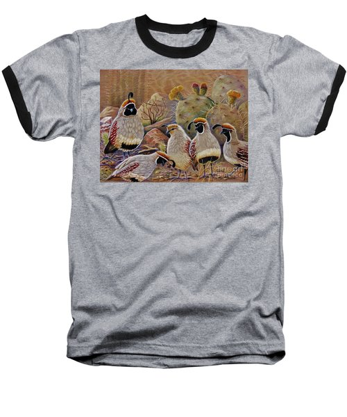 Papa Grande Baseball T-Shirt by Marilyn Smith