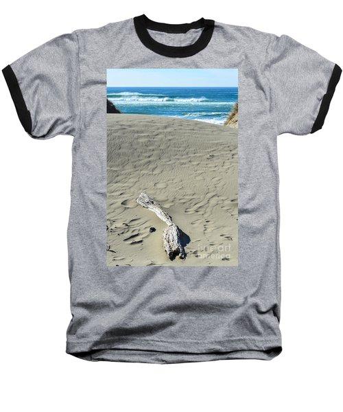 Papillon Baseball T-Shirt by CML Brown