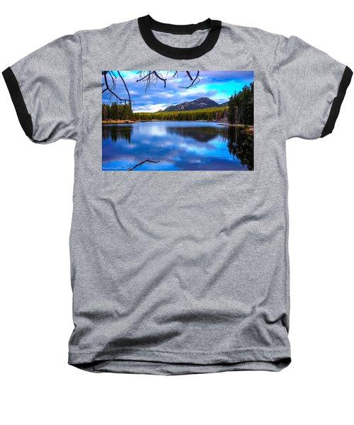 Baseball T-Shirt featuring the photograph Paradise 2 by Shannon Harrington