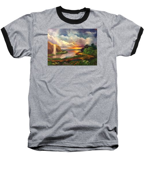 Paradise And Beyond Baseball T-Shirt