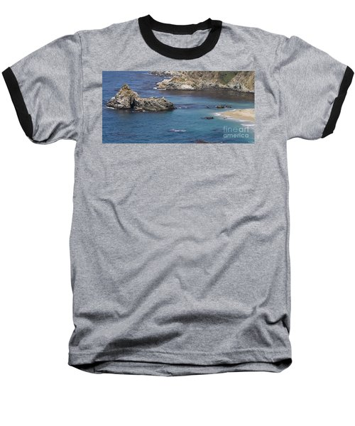 Paradise Beach Baseball T-Shirt