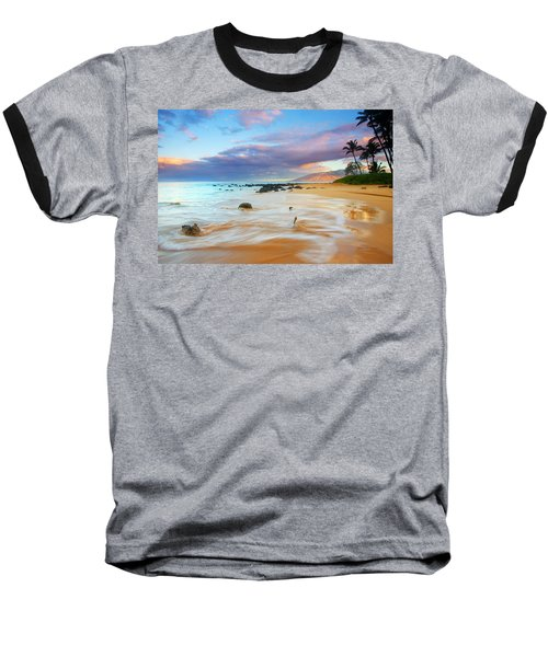 Paradise Dawn Baseball T-Shirt