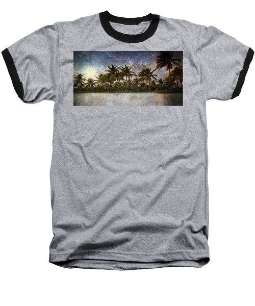 Paradise Found Baseball T-Shirt