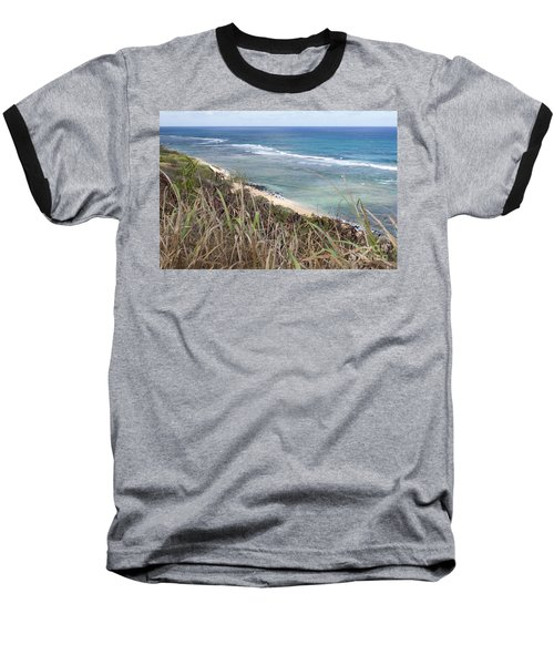 Paradise Overlook Baseball T-Shirt
