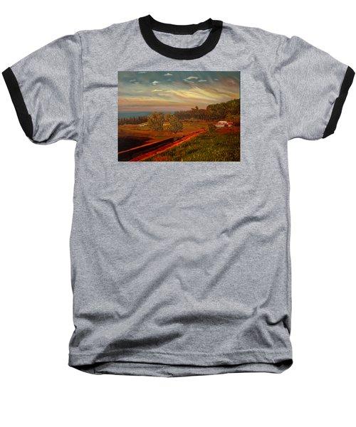 Paradise Road Baseball T-Shirt