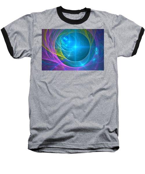 Parallel Realities Baseball T-Shirt