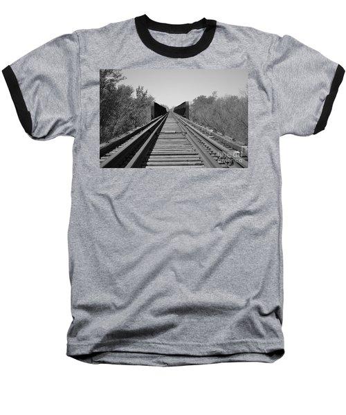 Parallelism Baseball T-Shirt
