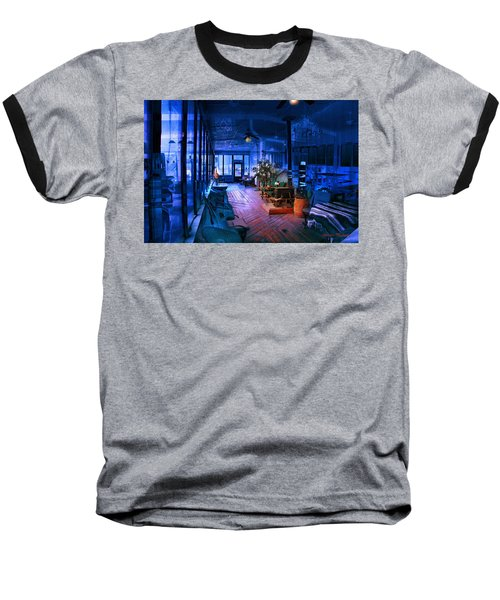 Paranormal Activity Baseball T-Shirt