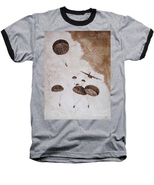 Paratroopers Baseball T-Shirt