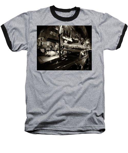 Park Central Hotel Baseball T-Shirt