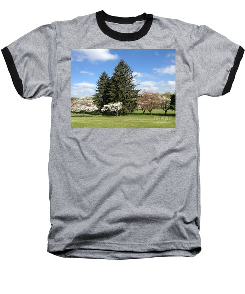 Baseball T-Shirt featuring the photograph Cedar Beach Park  by Jeannie Rhode