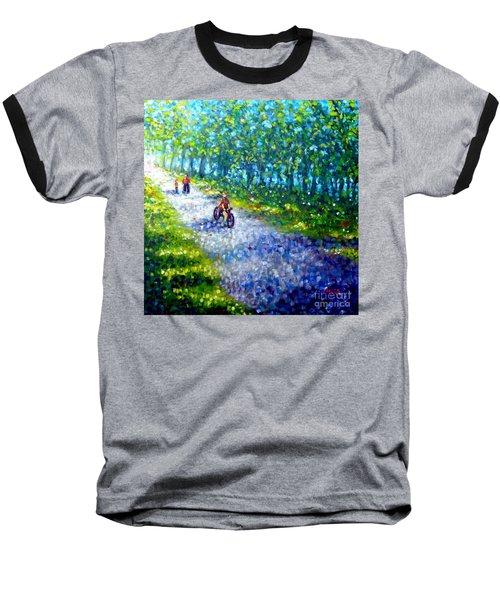 Park On St Helen Island - Montreal Baseball T-Shirt