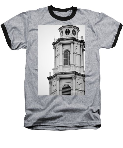 Park Street Church Boston Baseball T-Shirt