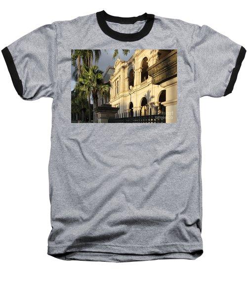 Parlament House In Brisbane Australia Baseball T-Shirt