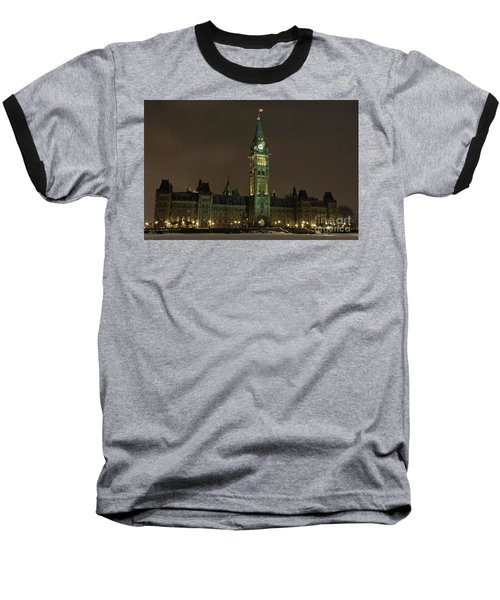 Parliament Hill Baseball T-Shirt