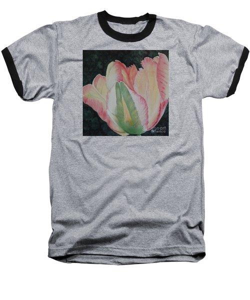 Parrot Tulip Baseball T-Shirt