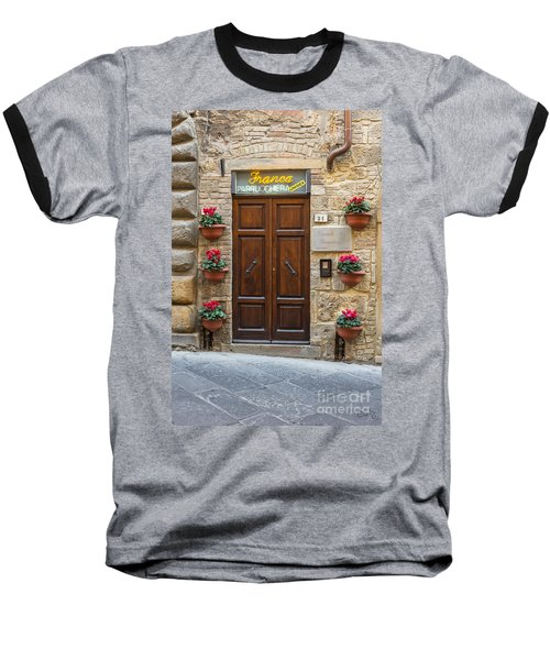 Parrucchiera Baseball T-Shirt