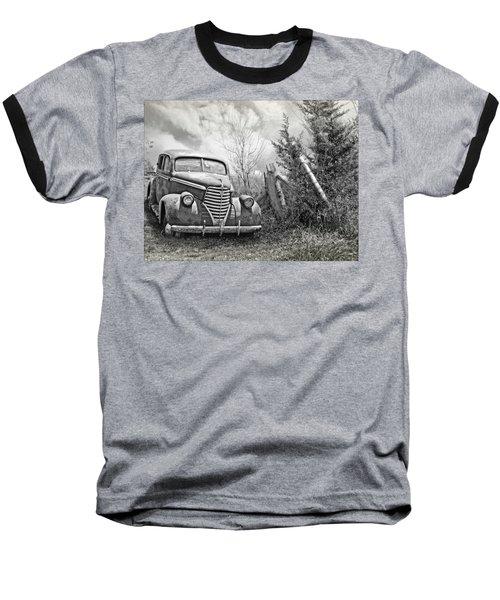Part Of The Landscape Baseball T-Shirt