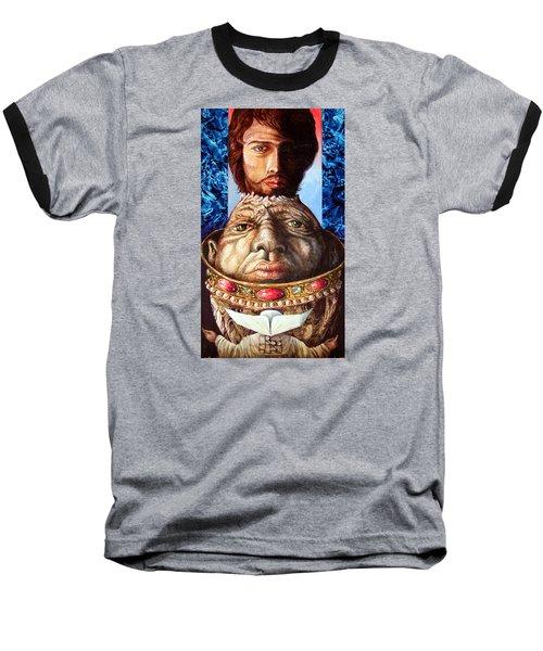 Parthenogenesis II Baseball T-Shirt