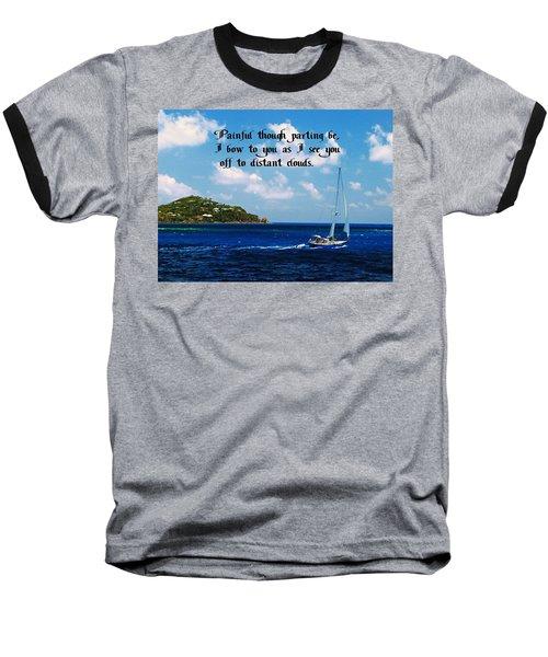 Parting Baseball T-Shirt