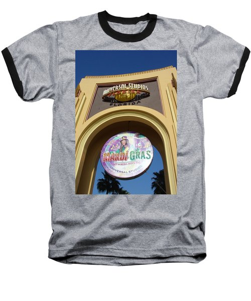 Baseball T-Shirt featuring the photograph Party Time by David Nicholls