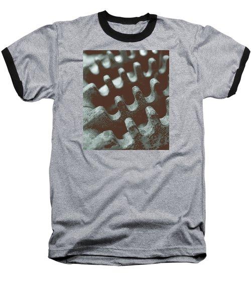 Passing Gears Baseball T-Shirt by Steven Milner