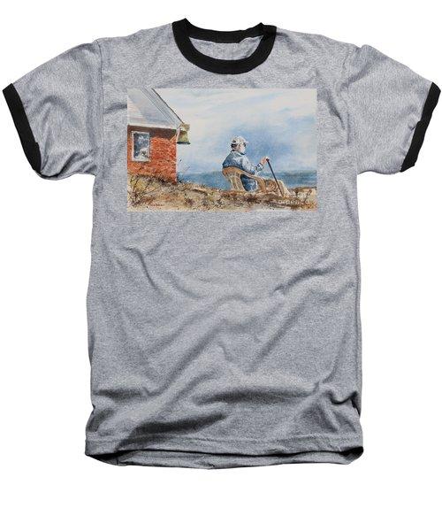 Passing Time Baseball T-Shirt