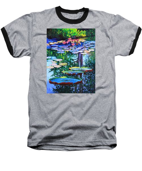 Passion For Color And Light Baseball T-Shirt by John Lautermilch