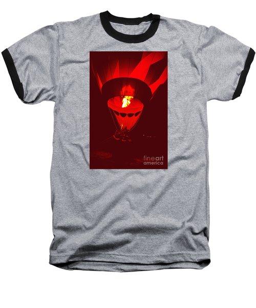 Passion's Flame Baseball T-Shirt
