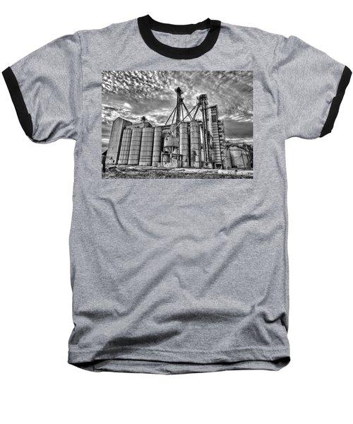 Past Elevation Baseball T-Shirt
