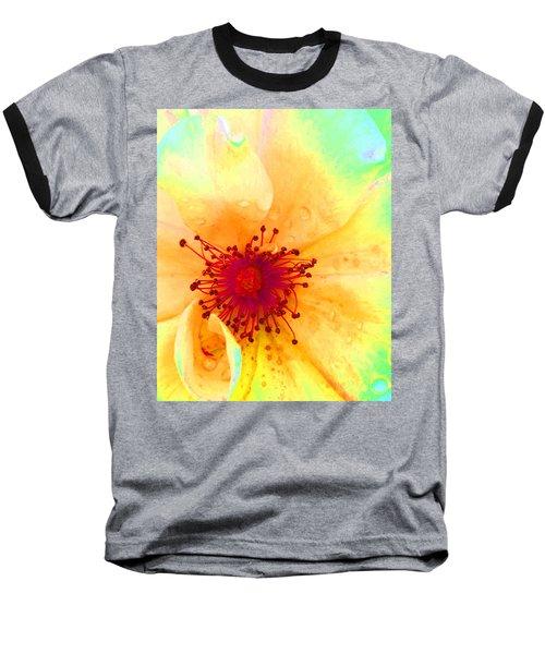 Pastel Garden Baseball T-Shirt