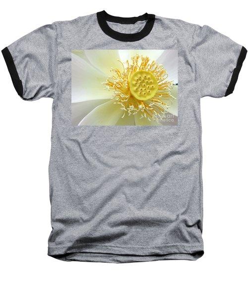 Pastel Lotus Baseball T-Shirt