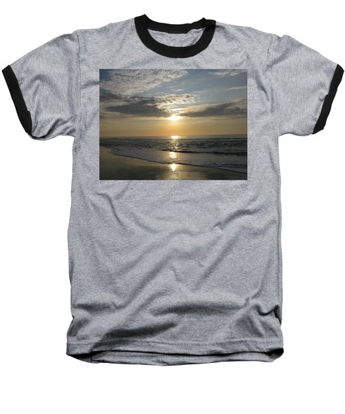Pastel Sunrise Baseball T-Shirt