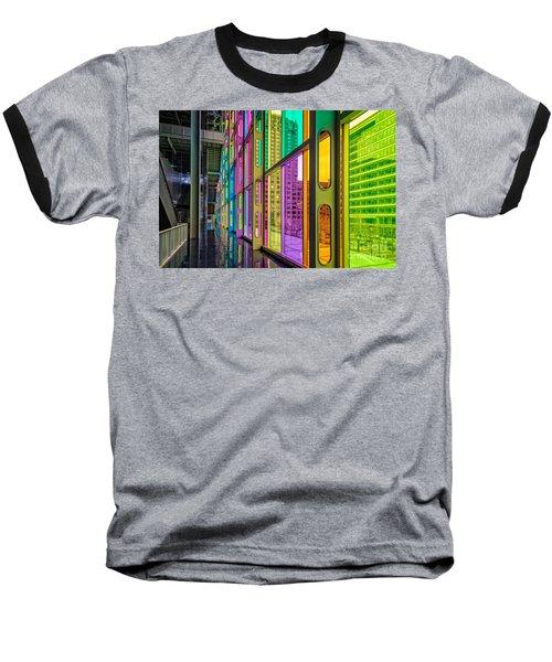 Pastel World Baseball T-Shirt