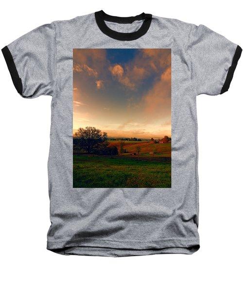 Pastureland Baseball T-Shirt