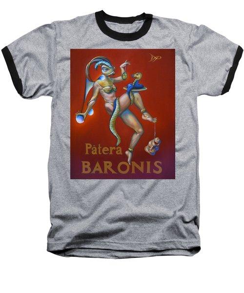 Patera Baronis Baseball T-Shirt