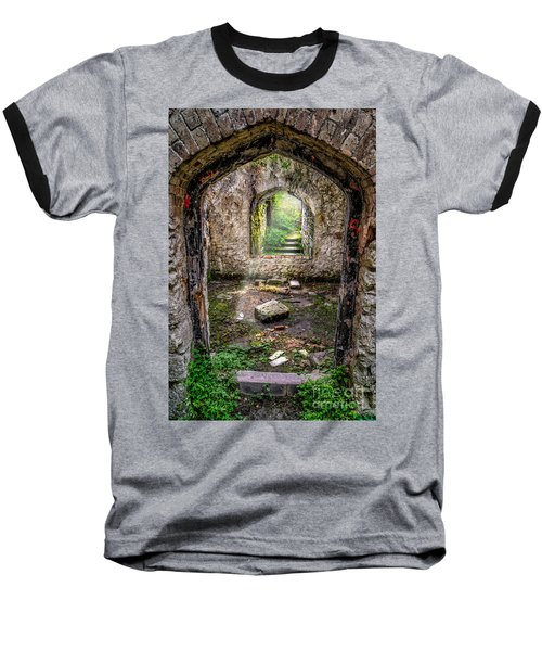 Path Less Travelled Baseball T-Shirt