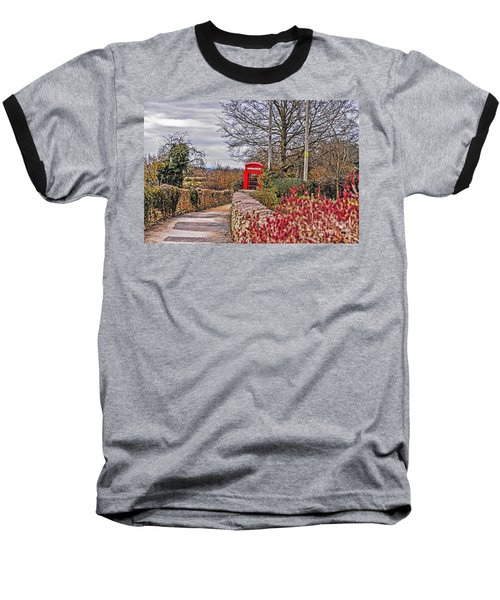Path Through The Cotswolds Baseball T-Shirt