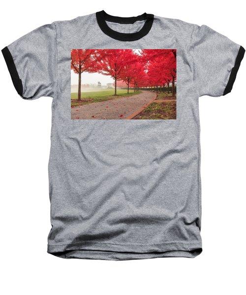 Path To Apotheosis Baseball T-Shirt