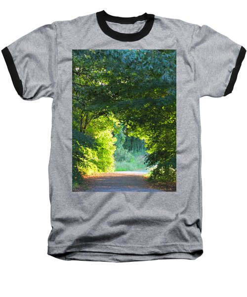 Path To The Light Baseball T-Shirt