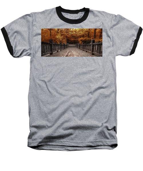 Path To The Wild Wood Baseball T-Shirt