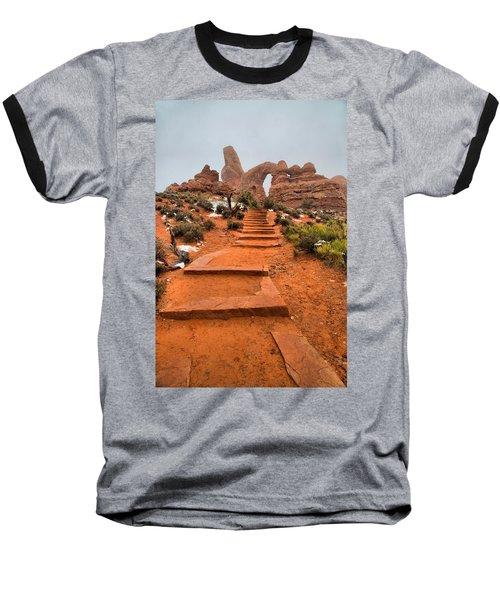 Pathway To Portals Baseball T-Shirt