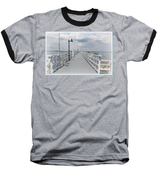 Pathway To The Clouds Baseball T-Shirt