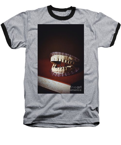 Baseball T-Shirt featuring the photograph Patient 910 by Trish Mistric